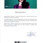 Rekomendacja MKM